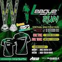 League Run – Lead The Way Virtual Run • 2021