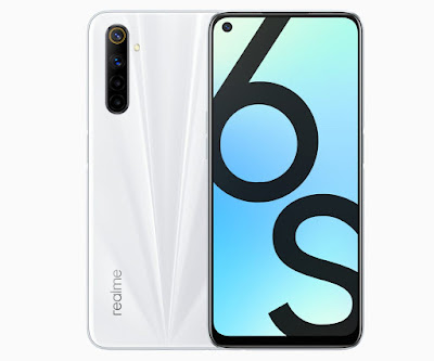 Realme 6s with 90Hz display,48MP Quad rear camera launched