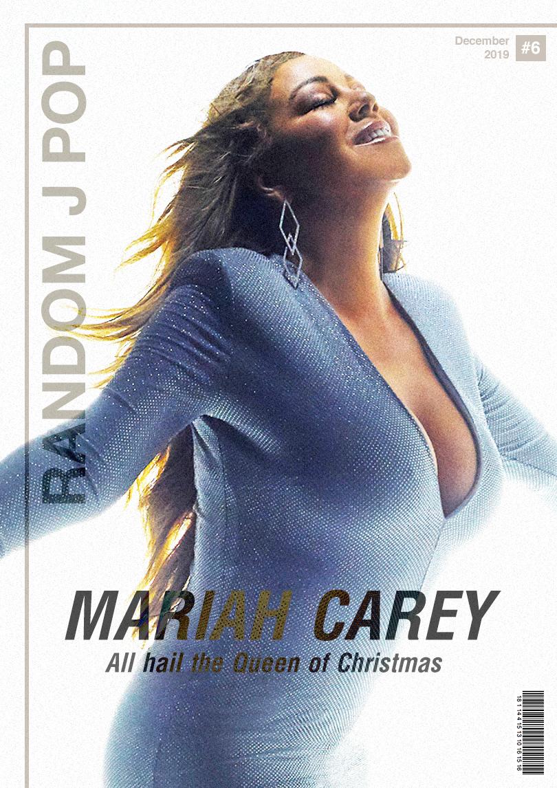 The Random J Pop monthly: December 2019 featuring Mariah Carey | Random J Pop