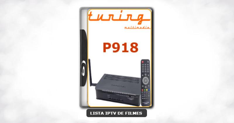 Tuning P918 Nova Atualização Correção no IKS e Correção no VOD V1.57