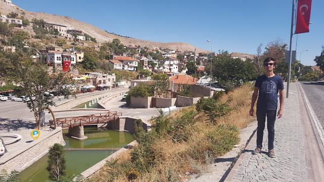 Harun İstenci Konya'da Sille Köyünde