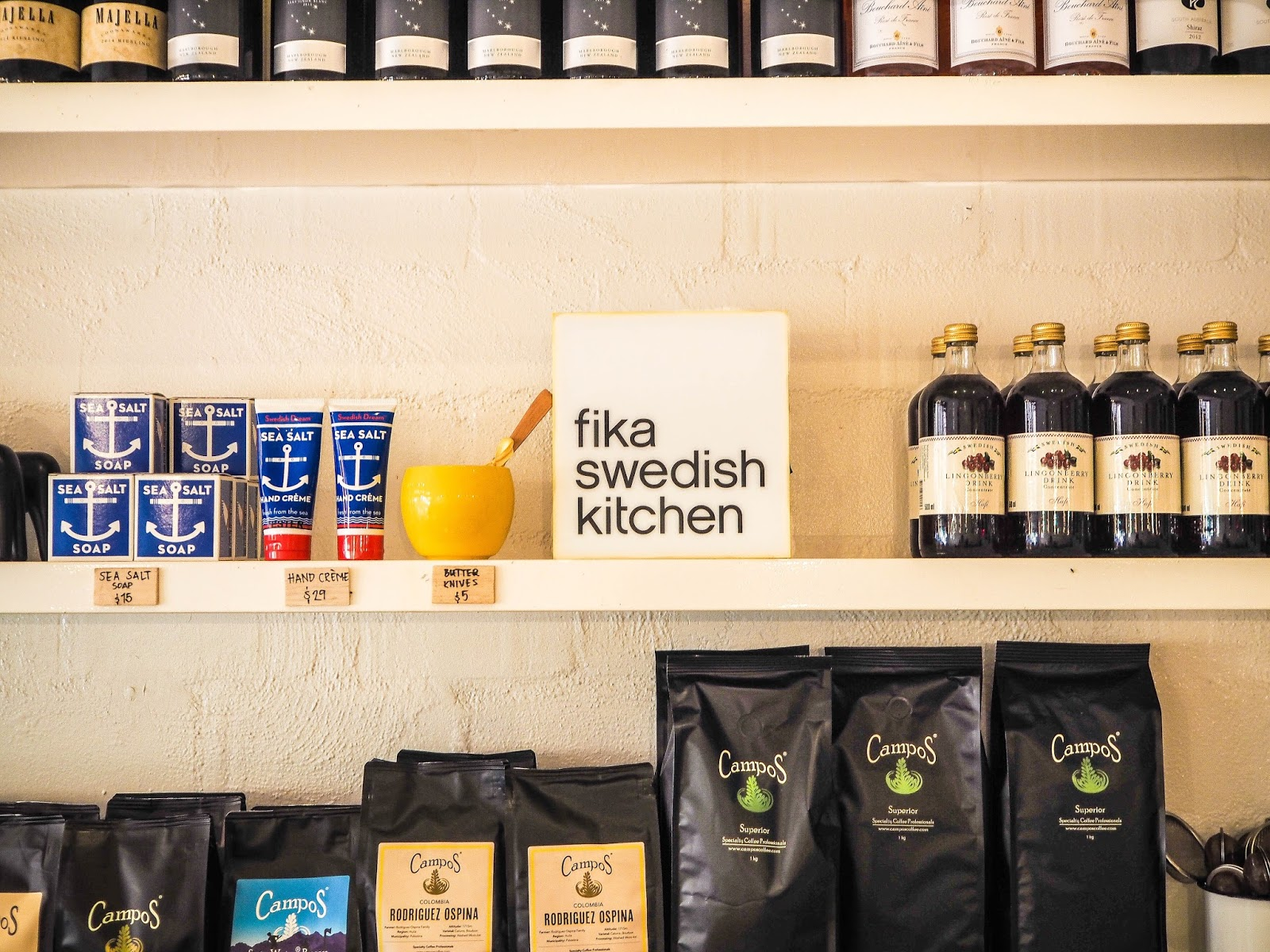 Fika Swedish Kitchen, Sydney