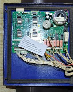 Bulksafe Water Ingress Detection System Panel Martek Marine