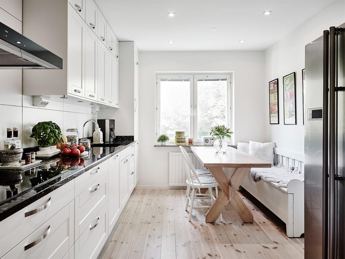 3 estilo 3 cocinas y 1 sola cosa en com n son blancas cu l te gusta m s boho deco chic - Cocinas con encanto ...