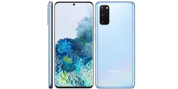 Cara Screenshot Samsung S20 5G