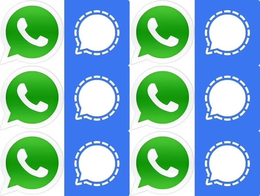 طريقة نقل الرسائل من WhatsApp إلي Signal - فلوس وأموال