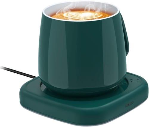 Xtor X204 Auto Shut Off Coffee Mug Warmer for Desk