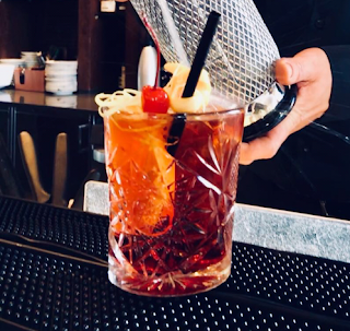 americano cocktail 1