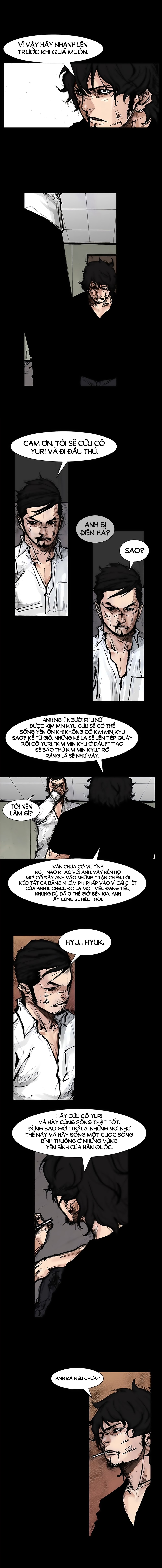 Máu Nhuốm Giang Hồ | Blood Rain chap 72 - Trang 7