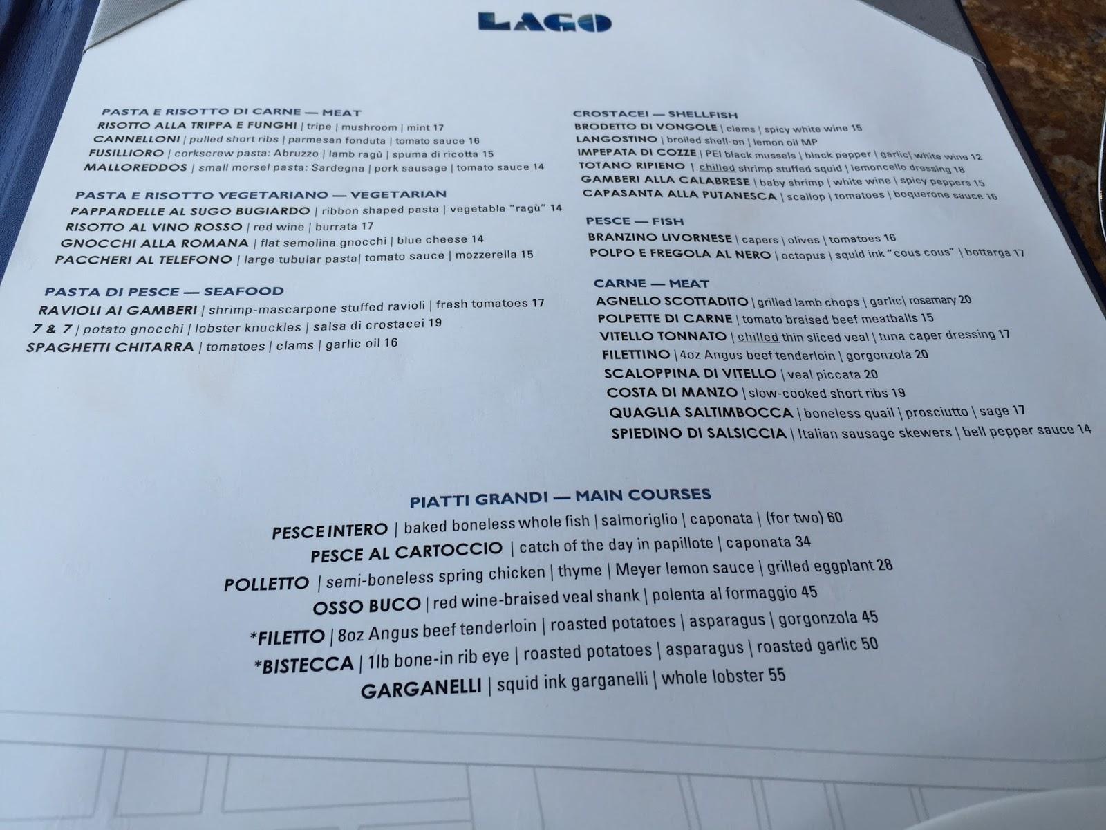 Las Vegas Daze Lago Review Julian Serrano S New Restaurant At Soul Curry Bellagio Ashok Vihar Phase 2 Menu