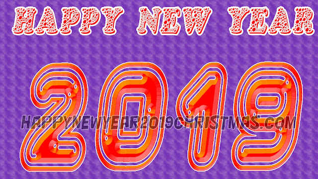 Happy New Year 2019 SMS Messages