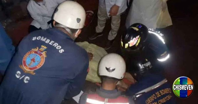 Paciente cayó desde el cuarto piso del hospital en el Táchira
