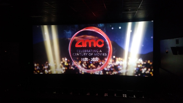 A QUIET PLACE PART II is the first movie that I watched at the local AMC 20 theater since February of 2020.