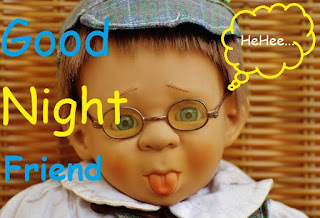 funny good night images for friends