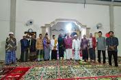 Kades Bungo Tanjung Sambut Rombongan Safari Ramadhan Himaste