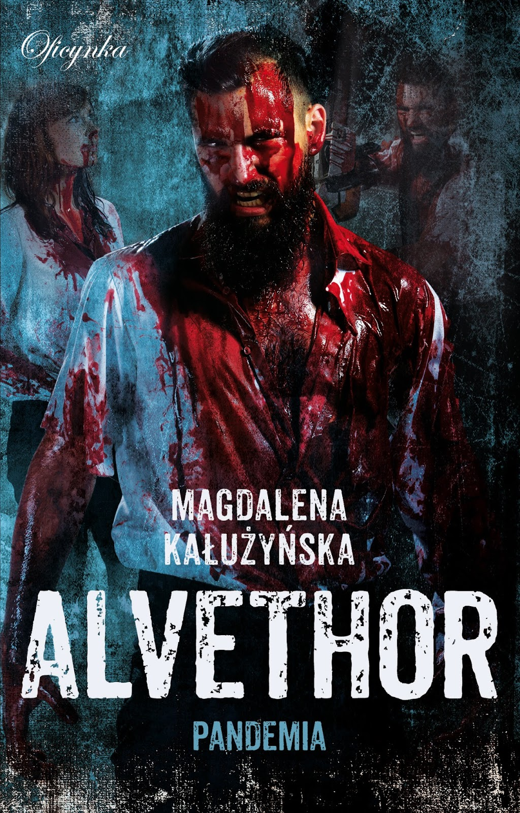alvethor recenzja książki horror