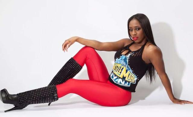 Naomi WWE Bio