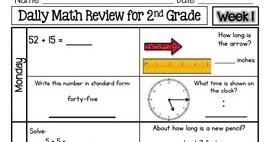 "The Best of Teacher Entrepreneurs II: FREE MATH LESSON - ""2nd Grade"