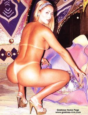 Nana Gouvea na Sexy