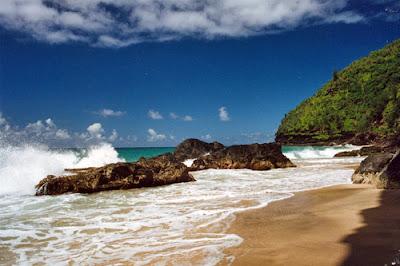Hanakapiai, Hawaii