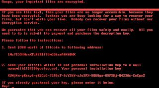 Petya NSA Exploit Edition, Petya NSA EE Ransomware