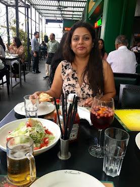 Deepa @Toscano Bengaluru