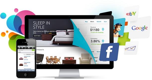 Thiết kế website bán hàng miễn phí bằng ASP NET