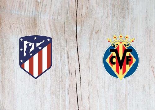Atletico Madrid vs Villarreal -Highlights 03 October 2020