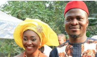 Unbelievable but true! Read the extraordinary story of a Nigerian couple who married 6 days after chatting on Facebook
