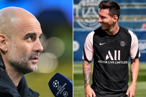 Jumpa PSG, Guardiola Ingin Messi Ikut Main