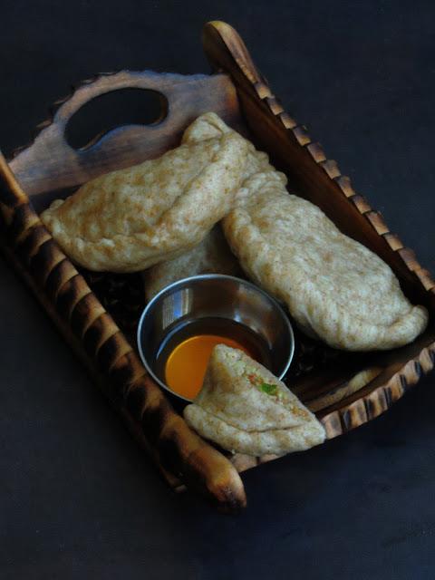 Siddu, Himachal Pradesh Steamd bread