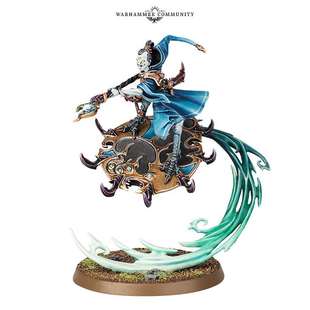 Magister en Disco de Tzeentch