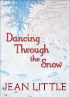 book cover of Dancing Through the Snow by Jean Little published by Kane Miller