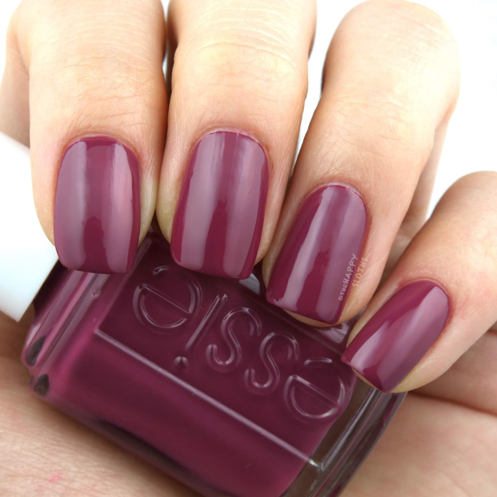 "Essie | Soda Pop Shop Collection in ""Drive-In & Dine"": Review and Swatches"