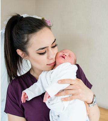 Perubahan fisik wanita setelah melahirkan
