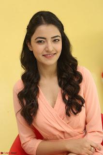 Rukshar Mir in a Peachy Deep Neck Short Dress 054.JPG