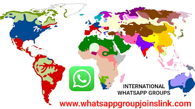 International WhatsApp Group Joins Link