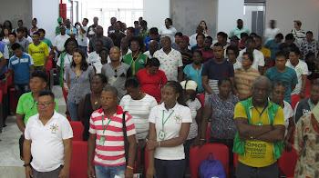 Conmemoración de los 17 años de la tragedia ocurrida en Bojayá Chocó