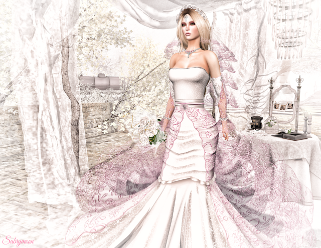 f4af677f3cb Styles by Danielle Bridal Gown Roberta and Lucky Night Wedding ...
