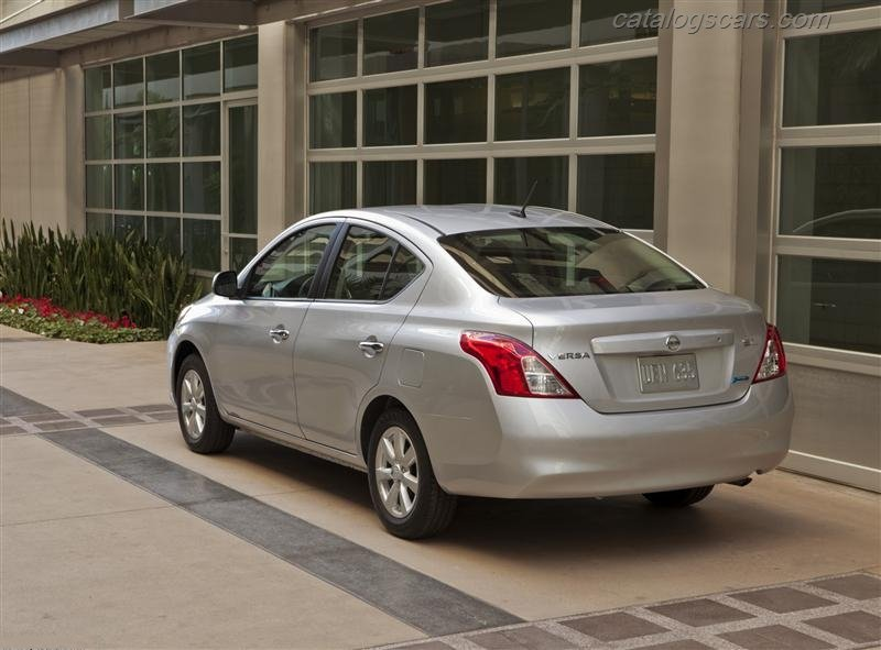 صور سيارة نيسان فيرسا 2013 - اجمل خلفيات صور عربية نيسان فيرسا 2013 - Nissan Versa Photos Nissan-Versa_2012_800x600_wallpaper_02.jpg
