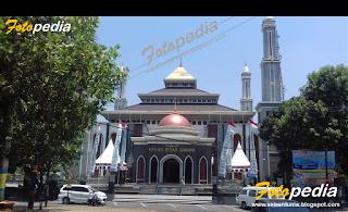 Masjid Al Mukkaromah Juwana