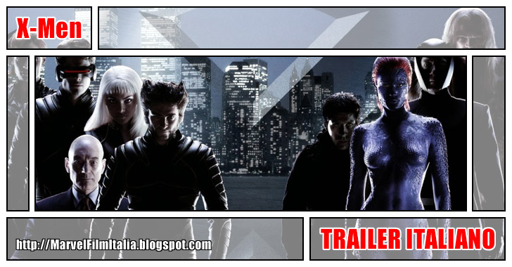 Marvel Film Italia: X-Men (2000) - Trailer italiano