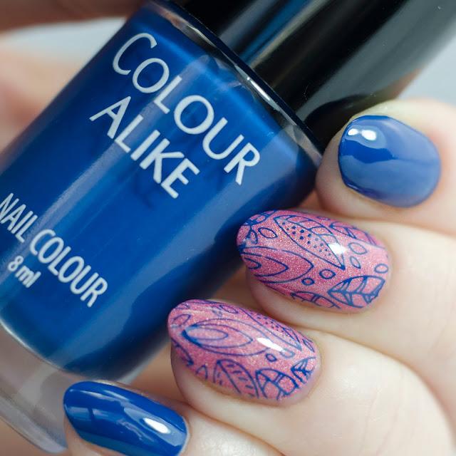 "Colour Alike ""Atlantic Blue"""