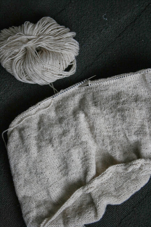 12 months of knitting - Marts #1