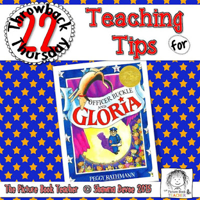 Officer Buckle and Gloria by Petty Rathman TBT - Teaching Tips.