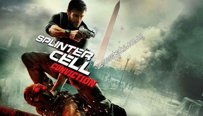 Download Splinter Cell Conviction HD 150MB APK And OBB Data