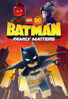 Download Film dan Movie LEGO DC: Batman Family Matters (2019) Subtitle Indonesia