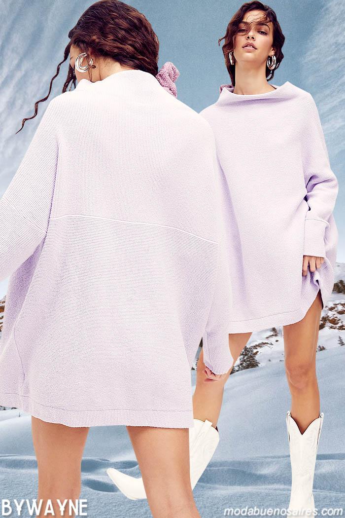 moda otoño inivierno 2021 mujer