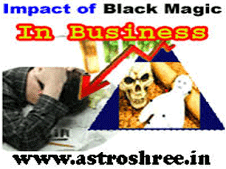 how to save business from black magic