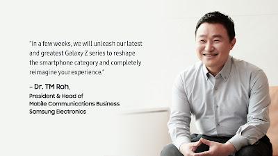 Era Inovasi Telefon Pintar Samsung Bakal Tiba Pada 11 Ogos 2021